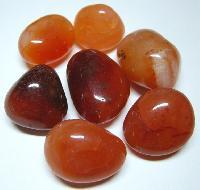 Chocolate Onyx Pebble Stones