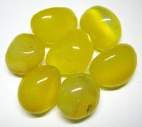 Lemon Onyx Pebble Stones