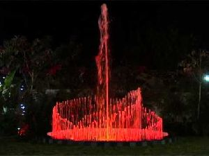 Sequence Fountain