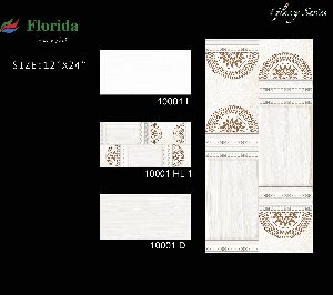 300 x 600 mm Glossy Ceramic Wall Tiles