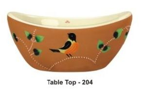 Table Top Wash Basins (204)