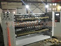 Automatic Fabric Slitting Machine