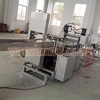 Fully Automatic Disposable Dental Bibs Making Machine