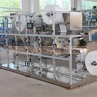 Non Woven Eye Patch Making Machine