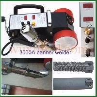 PVC Banner Welding Machine
