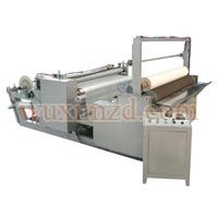 Rewinding and Perforating Machine
