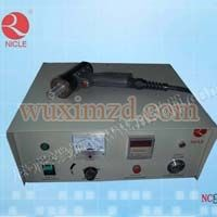 Sound insulation cotton spot welding machine