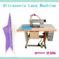 Ultrasonic Non-Woven Fabric Lace Machine