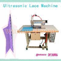 Ultrasonic Non-Woven Fabric Lace Machine