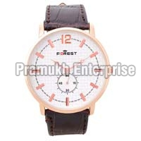 forest   analog watch for men