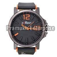 Silver Strap Wrist Watch