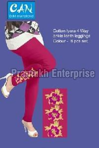 Ladies Designer Legging 02