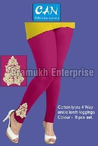 Ladies Designer Legging 04