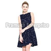 Ladies One Piece Dress 05