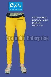 Ladies Plain Legging 04