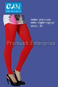 Ladies Plain Legging 06