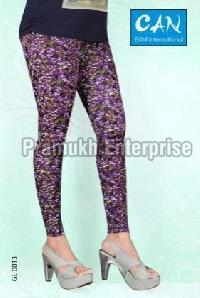 Ladies Printed Legging (GL 0013)