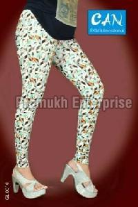 Ladies Printed Legging (GL 0014)