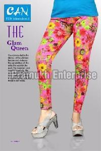 Ladies Printed Legging (GL 005 E)