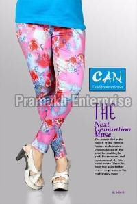 Ladies Printed Legging (GL 006 B)
