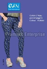 Ladies Printed Legging (GL 008)