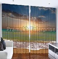 Printed Curtains 04