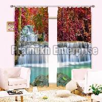 Printed Curtains 06