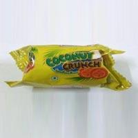 Coconut Crunch Biscuits (24 gm)