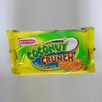 Coconut Crunch Biscuits (250 gm)