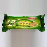 Elaichi Cream Biscuits (20 gm)