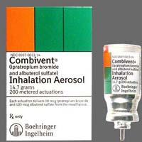 Combivent Inhalation Aerosol