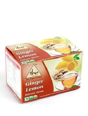 Ginger Lemon Instant Drink