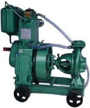 Diesel Engine Pump Set 01