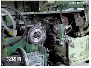 B5 Frequency Invertion Control Modification Of Mule Spinning Machine 02