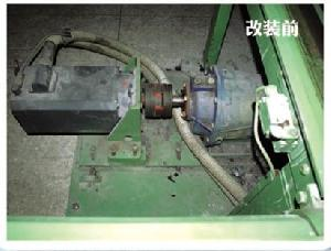 B5 Frequency Invertion Control Modification Of Mule Spinning Machine 03