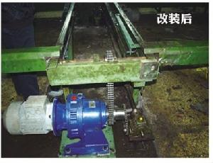 B5 Frequency Invertion Control Modification Of Mule Spinning Machine 04