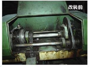 B5 Frequency Invertion Control Modification Of Mule Spinning Machine 05