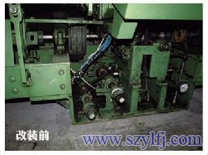 B5 Frequency Invertion Control Modification Of Mule Spinning Machine 01