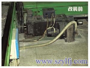 B5 Frequency Invertion Control Modification Of Mule Spinning Machine 07
