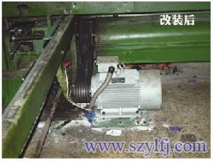 B5 Frequency Invertion Control Modification Of Mule Spinning Machine 08