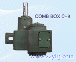 Carding Machine C9 Comb Box