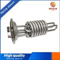 Flange Electric Water Heating Tube