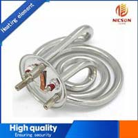 Stainless Steel Immersion Thread Tubular Heater