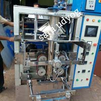 Pneumatic Collar Type Packing Machine