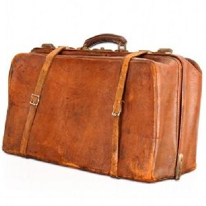 Leather Suitcase Bags