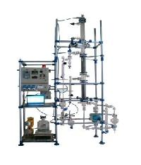 Automated Continuous Distillation Unit