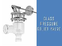 pressure relief valve of Glass