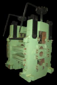 20 M.T. Rolling Mill Stand