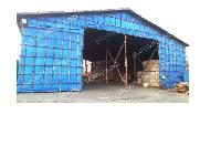 Temporary Tarpaulin Shed Rental Services