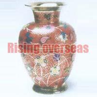 Brass Flower Vases 02